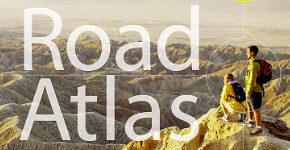 Atlas samochodowy National Geographic
